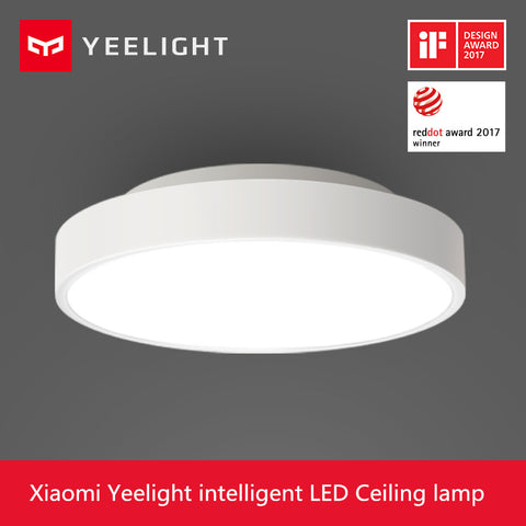 Xiaomi yeelight smart surface mounted ceiling light with app remote surface mounted led xiaomi yeelight smart surface mounted ceiling light with app remote control ezzolights aloadofball Images