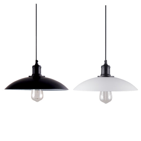 Ceiling Light Fixture ZODYN MINIMALIST BOWL PENDANT LIGHT - Ezzolights.com