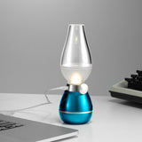 LED table lamp RETRO CLASSIC RECHARGEABLE USB BLOWING TABLE LAMP - Ezzolights.com