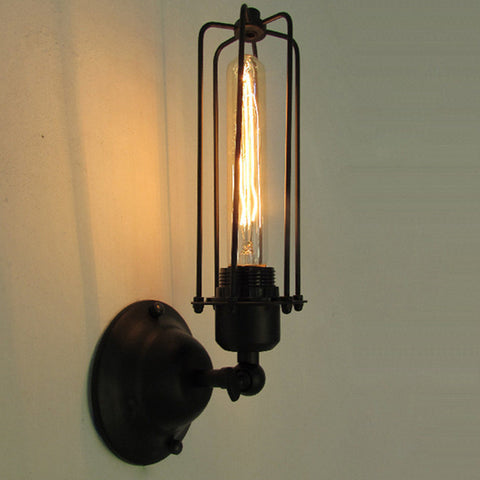 Wall Light Fixture ZODYN CLASSIC TUBE WALL LIGHT - Ezzolights.com