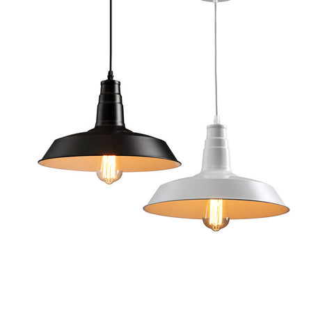 Ceiling Light Fixture ZODYN WIDE BOWL PENDANT LIGHT FIXTURE - Ezzolights.com