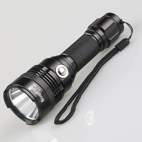 LED Torchlight SUPFIRE F1-R5 MIDDLE SWITCH SMALL TORCH - Ezzolights.com