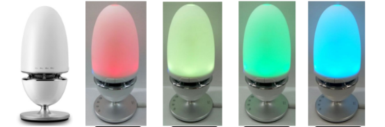 Touch Dimmer Led Light With Music And Humidifier