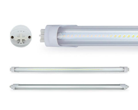 T8 LED Tubes 10W/ 18W T8 LED TUBE CLEAR COVER - Ezzolights.com