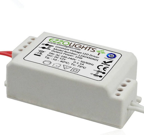 Power Supply 15W MR16 EXTERNAL DRIVER - Ezzolights.com