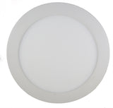 "LED Downlight BUDGET 6"" 12W NIPIS ROUND THIN PANEL DOWNLIGHT NRD01 - Ezzolights.com"