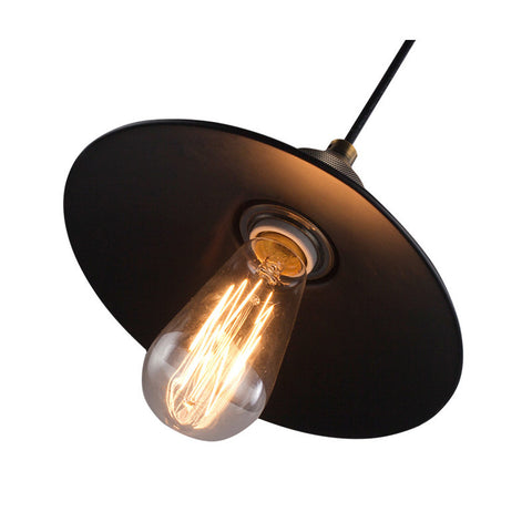 Ceiling Light Fixture ZODYN CLASSIC UMBRELLA PENDANT LIGHT - Ezzolights.com