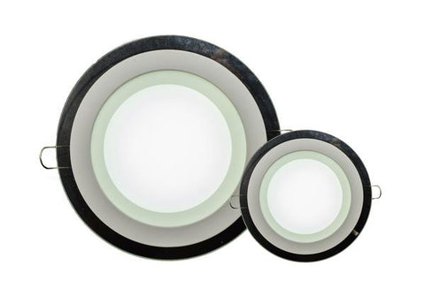 LED Downlight GLASSI ROUND RECESSED DOWNLIGHT - Ezzolights.com