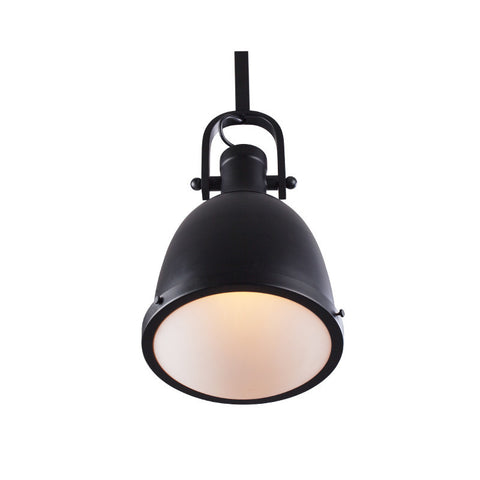 Ceiling Light Fixture ZODYN IRON SINGLE BASE SMALL CEILING FIXTURE - Ezzolights.com