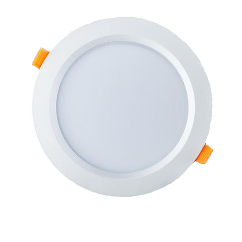 "LED Downlight BUDGET 4"" 12W LUMO M01 ROUND LED DOWNLIGHT - Ezzolights.com"