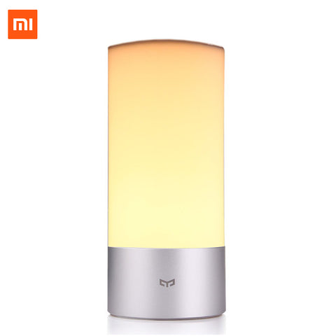 LED TABLE LAMP XIAOMI YEELIGHT SMART LED BEDSIDE TABLE LAMP WITH BLUETOOTH REMOTE CONTROL - Ezzolights.com