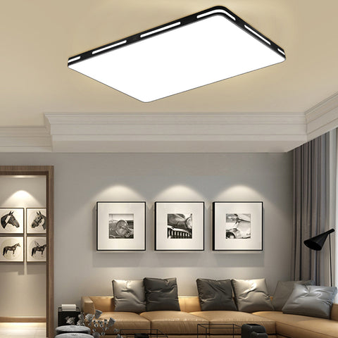 Ceiling Mounted Lights SURFACE MOUNTED MODERN LED CEILING LIGHT PANEL WITH REMOTE CONTROL - Ezzolights.com