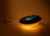 LED table lamp WIRELESS SMART PHONE AND SMART WATCH CHARGING NIGHT LIGHT - Ezzolights.com