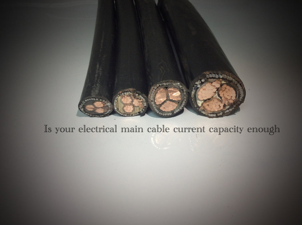 Main Electrical Cable sizes for Residential Homes in Trinidad ...