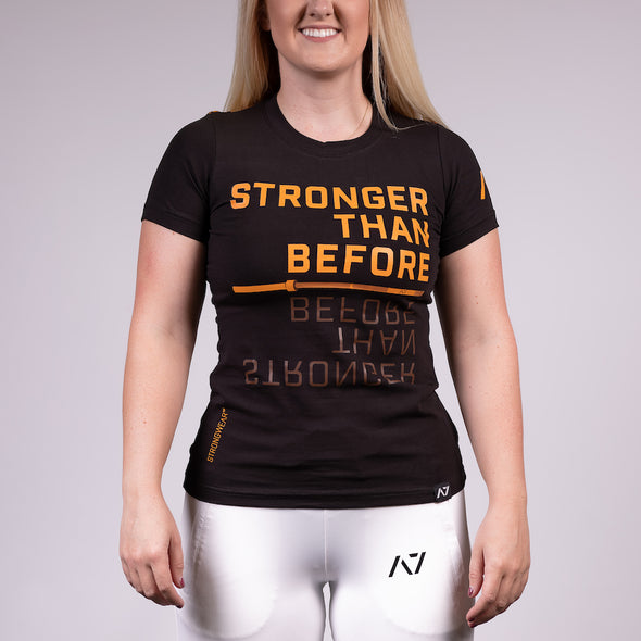 Stronger Bar Grip Women's Shirt