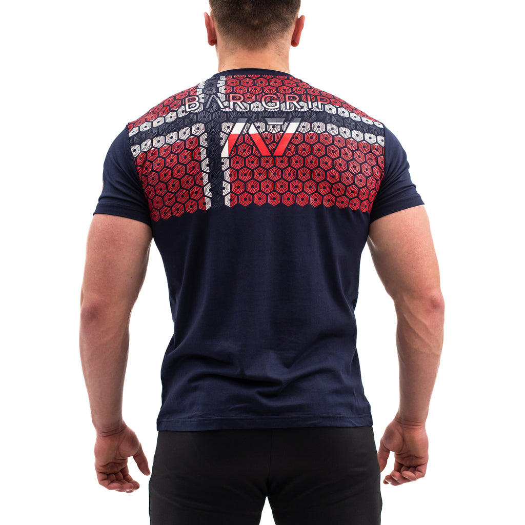 Norway Swords Bar Grip Men's Shirt