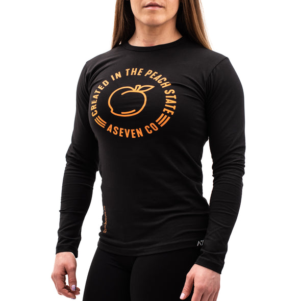 Peach State Bar Grip Unisex Long Sleeve Shirt