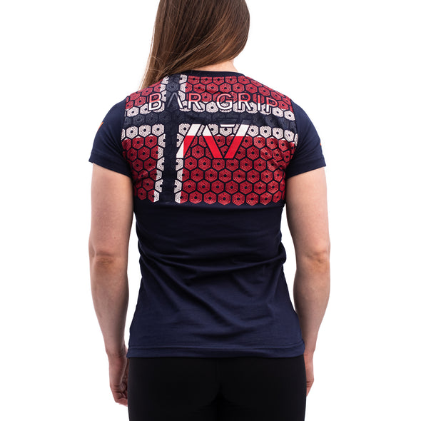 Norway Swords Bar Grip Women's Shirt