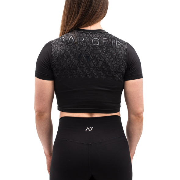 Intertwined Bar Grip Women's Crop