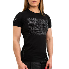 Surveyor Bar Grip Women's Shirt