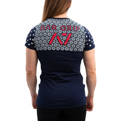 Americana Strongman Bar Grip Women's Shirt