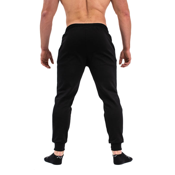 Lounge Act Joggers - Black (Unisex)