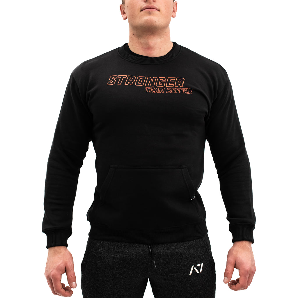 Conquer Bar Grip Crew Neck