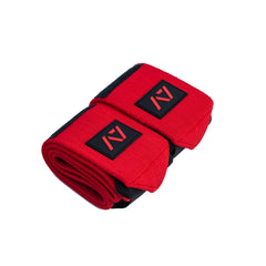 A7 Wrist Wraps - Medium- USPA & IPF Approved - Inferno