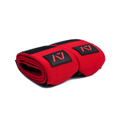 A7 Wrist Wraps - Stiff - USPA & IPF Approved - Inferno