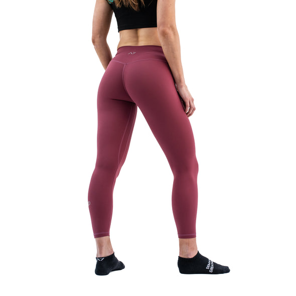 XO Women's Leggings - Merlot