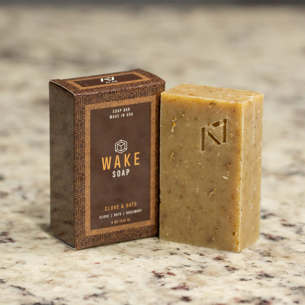 Wake Soap - Clove & Oats