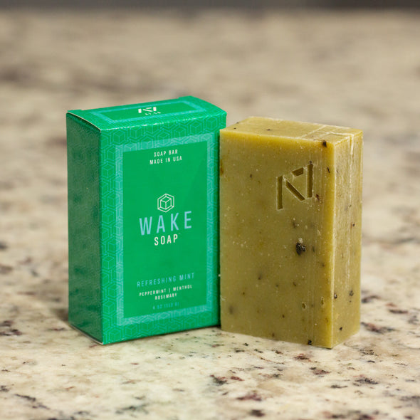 Wake Soap - Refreshing Mint