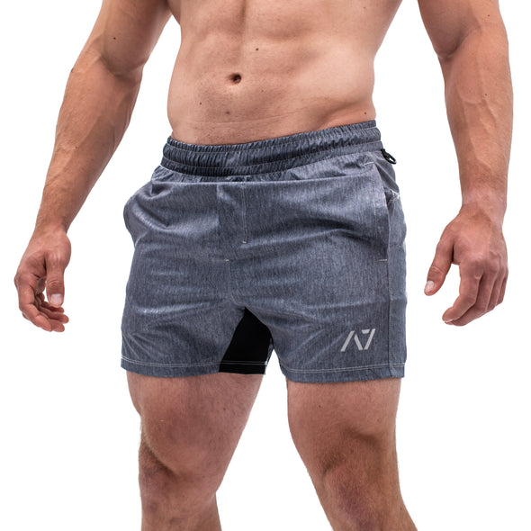 KWD Men's Squat Shorts - Static
