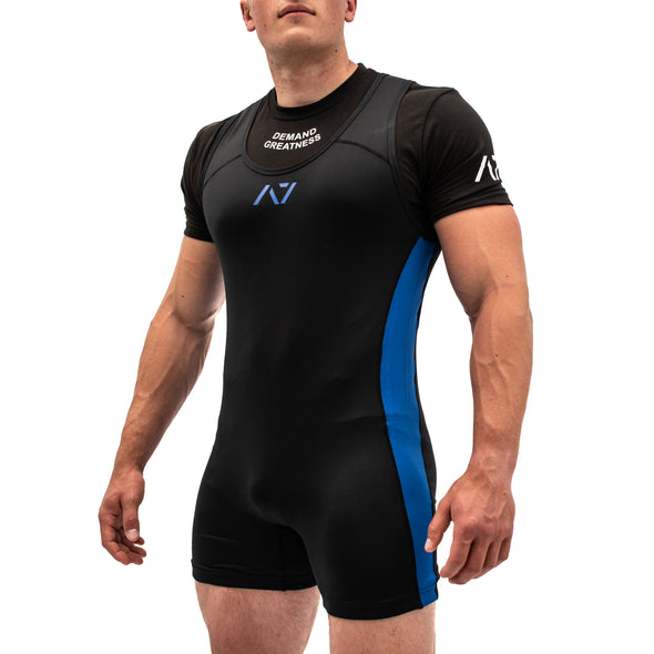 A7 Singlet - Blue - IPF Approved