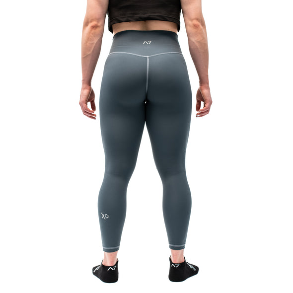 XO Women's Leggings - Steel Gray