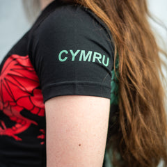 Y Ddraig Goch - Wales Bar Grip Women's Shirt