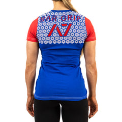 USA RWB Bar Grip Women's Shirt