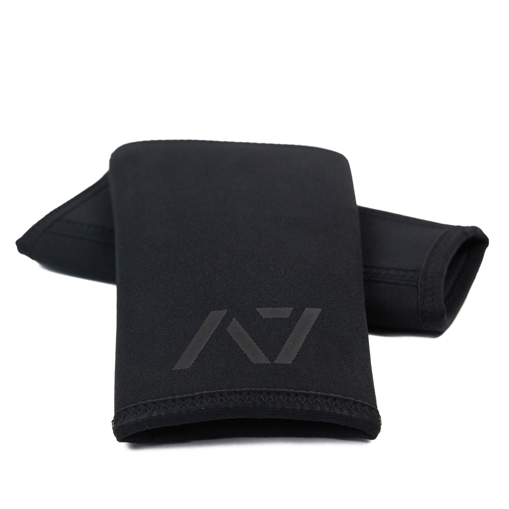 CONE Knee Sleeves - USPA & IPF Approved - Stiff - Stealth