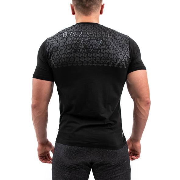 Grid Bar Grip Men's Shirt