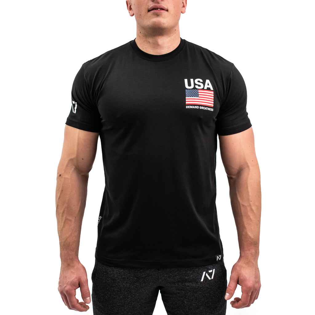 Patriot Bar Grip Men's Shirt