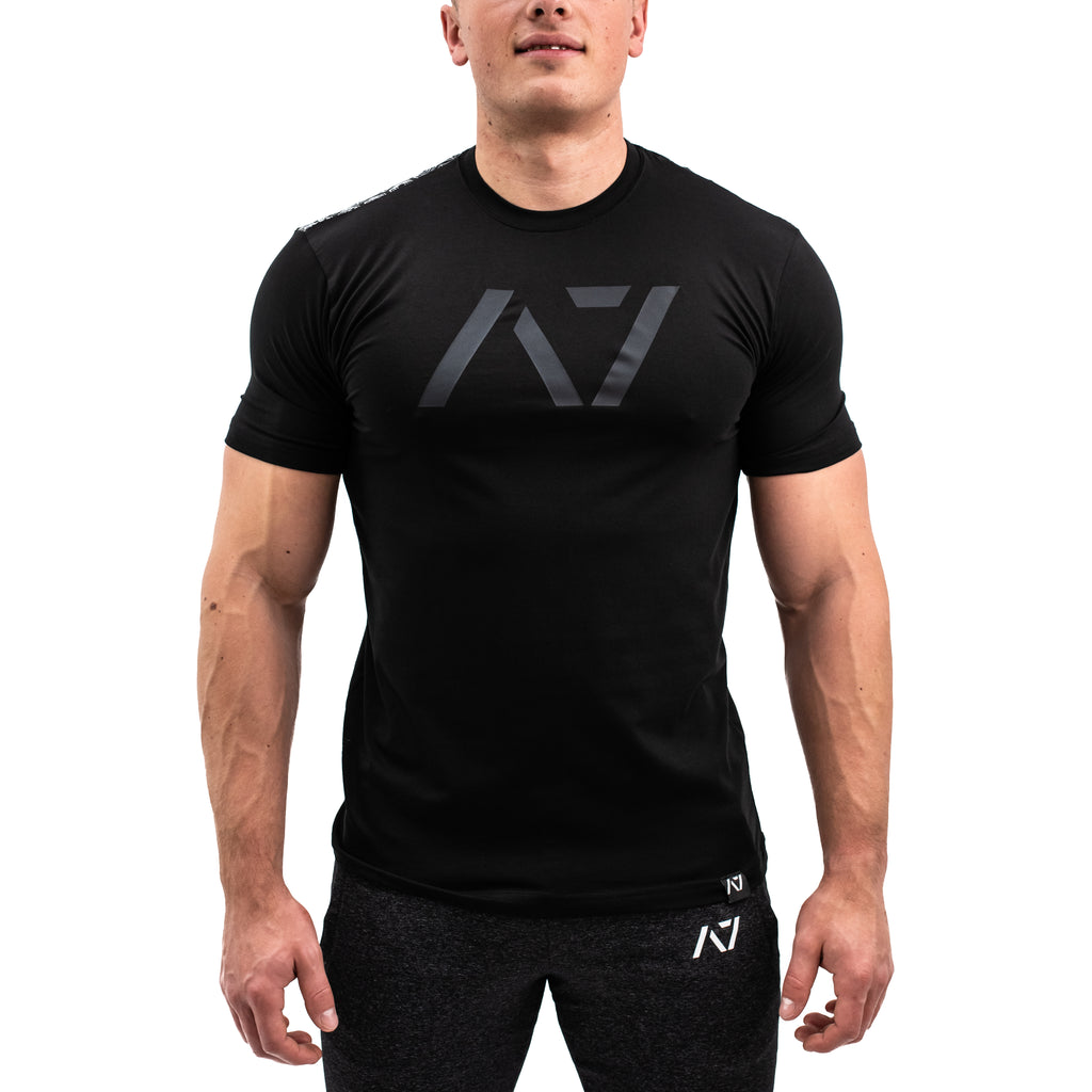 Stealth Bar Grip Men's Black Shirt