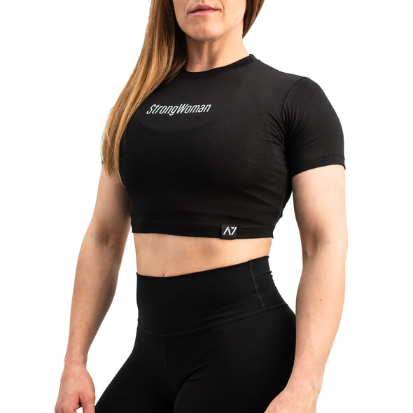 StrongWoman Women's Crop