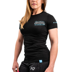 Collegiate Powerlifting Bar Grip Women's Shirt