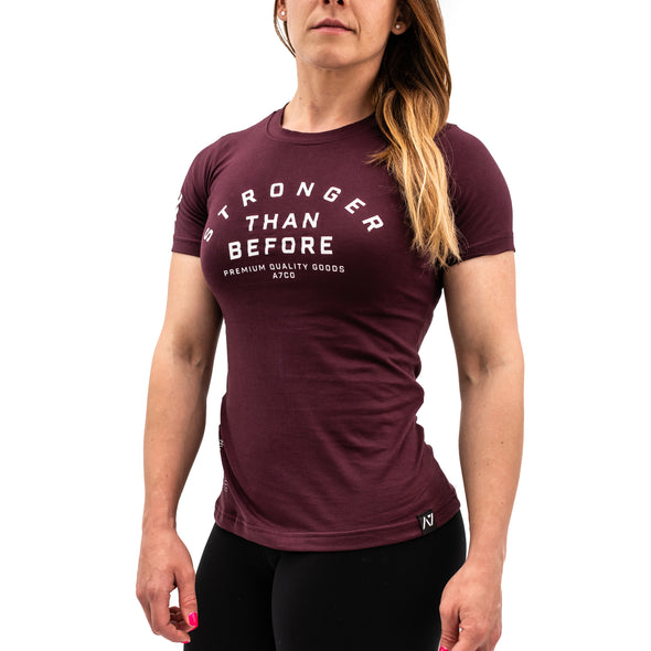 Through Time Mahogany Bar Grip Women's Shirt