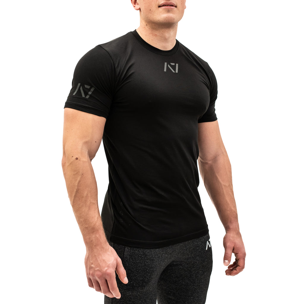 Stealth IPF Approved Logo Meet Men's Shirt