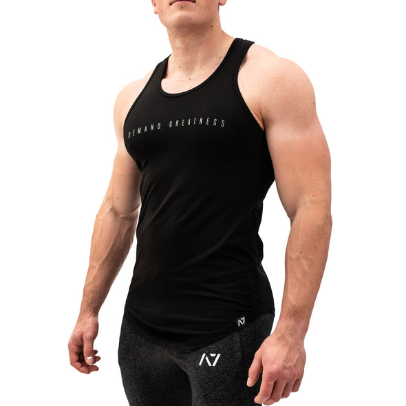 Obsidian Men's Stringer