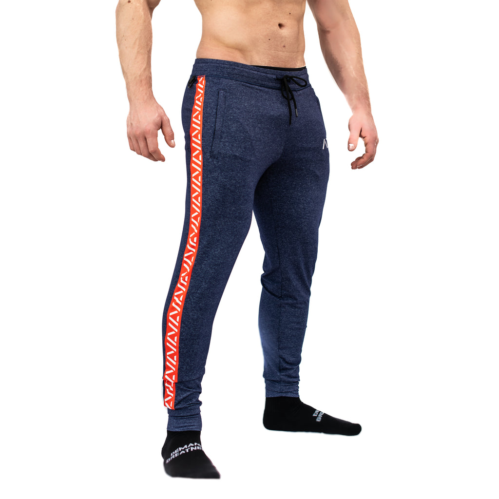 Defy Joggers - Red Stripe (Unisex)