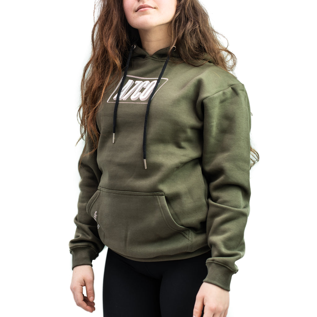 Mark Bar Grip Hoodie