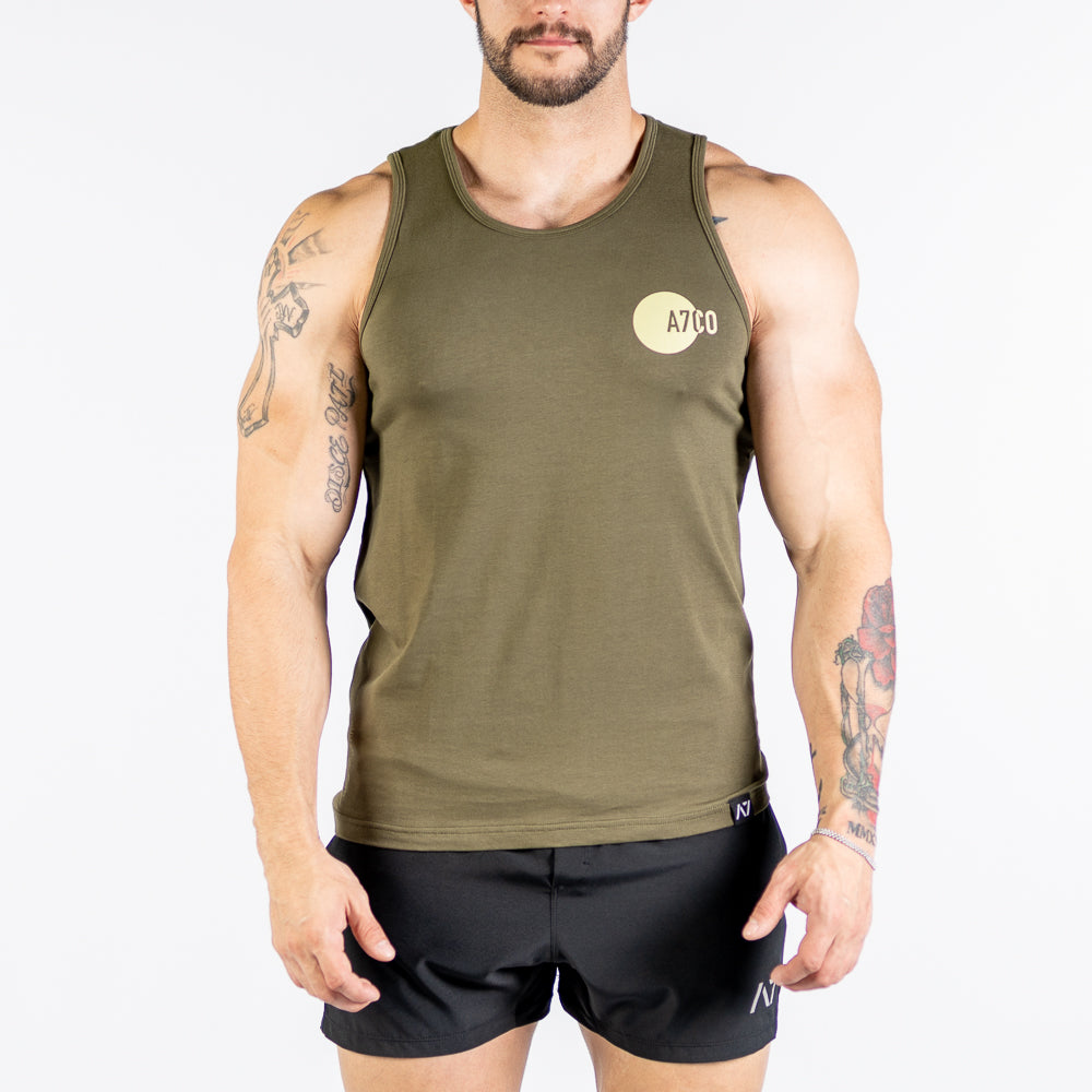 Solstice Bar Grip Men's Tank