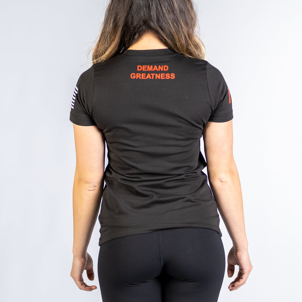 Fire USA Women's Meet Shirt